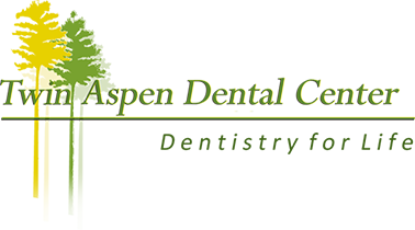 Twin Aspen Dental Center logo